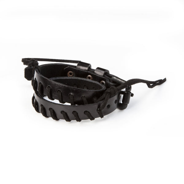 leather bracelet men The Ocean Promise