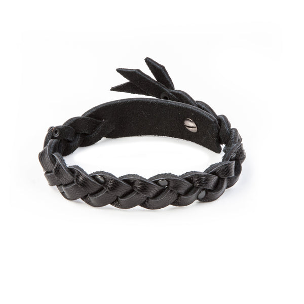 leather bracelet men The Diamond Gift