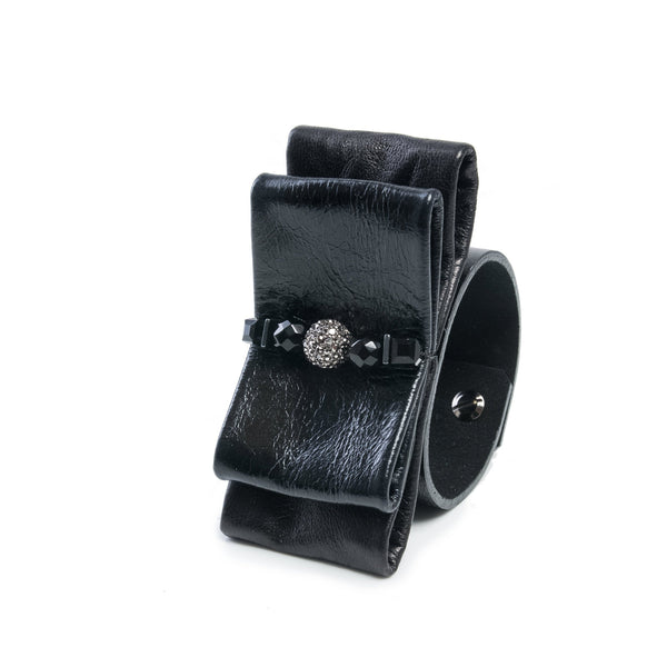 Leather bracelet The Purity Desire
