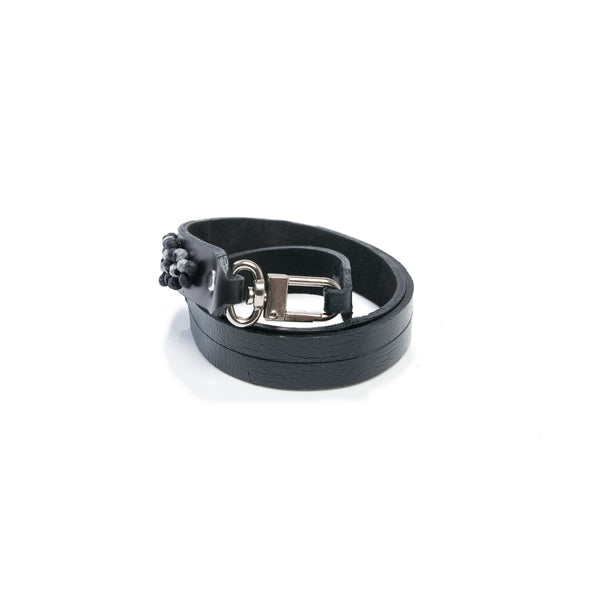 Leather bracelet The gifted riddle