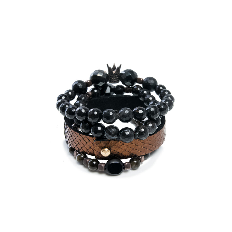 Beads bracelet The pure twin