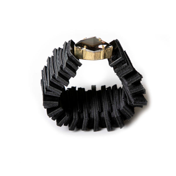 Leather bracelet new The Worthy Oculus