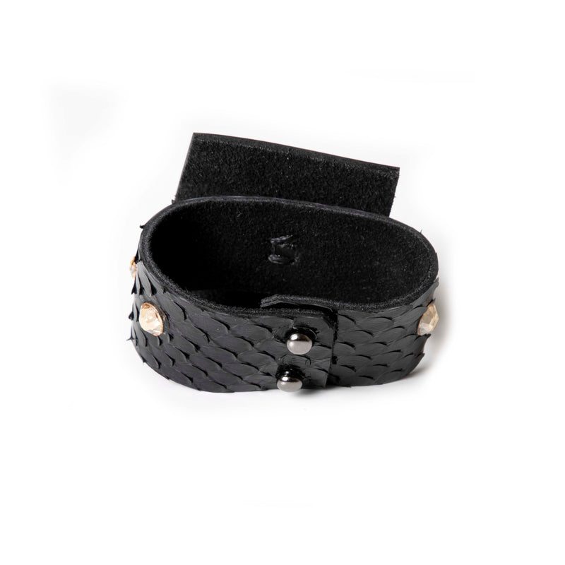 Leather bracelet new The Colossal Lily
