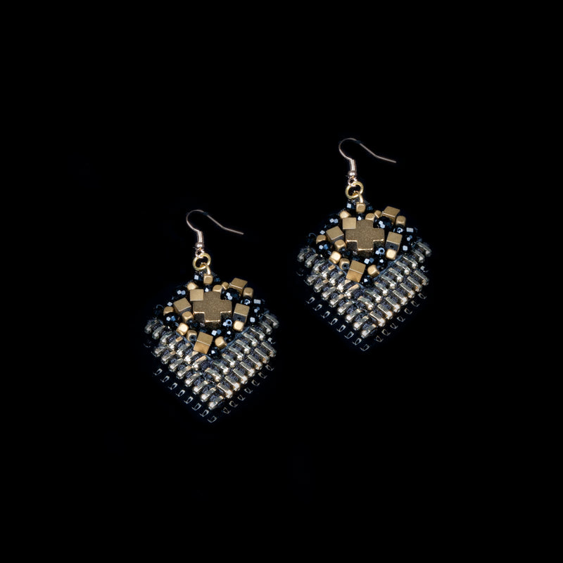 earrings new The Purity Love