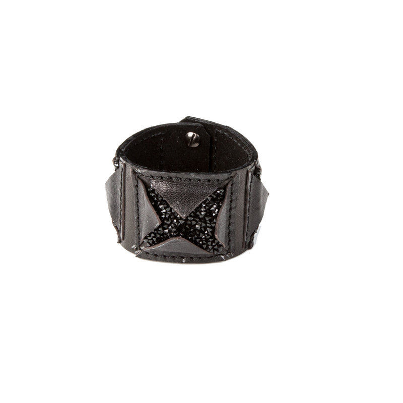 Leather bracelet new The Tempting Bauble