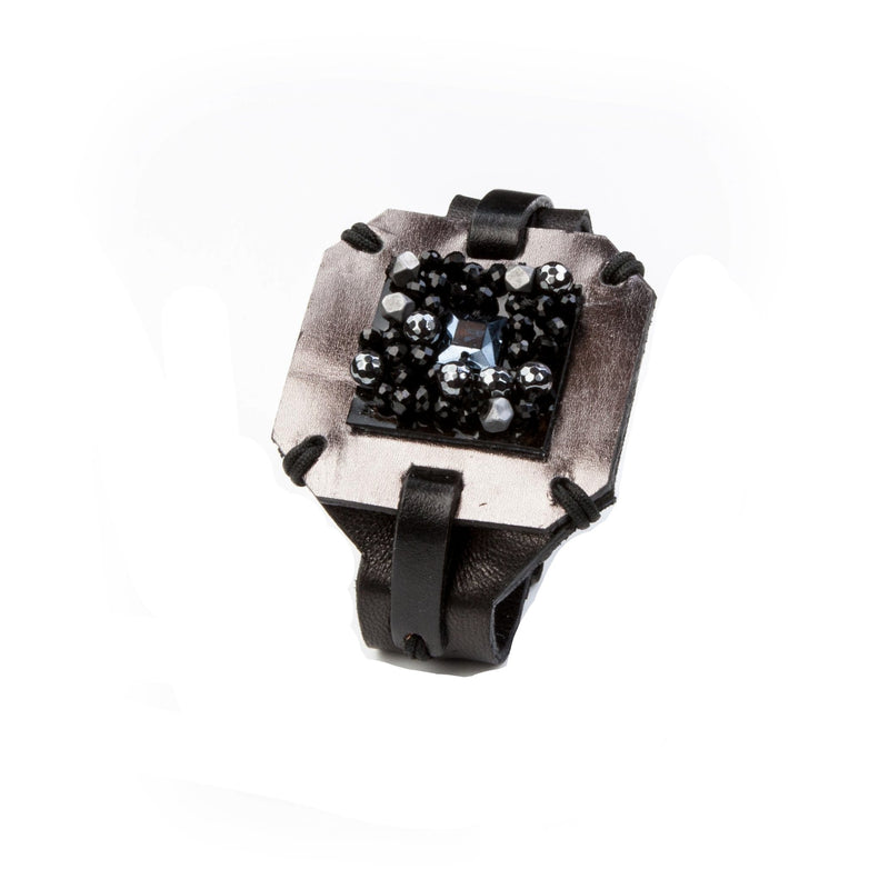 Leather bracelet new The Anonymous Aura