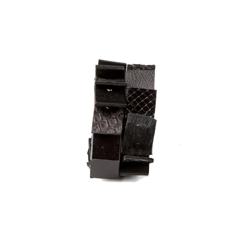Leather bracelet new The Blushing Class