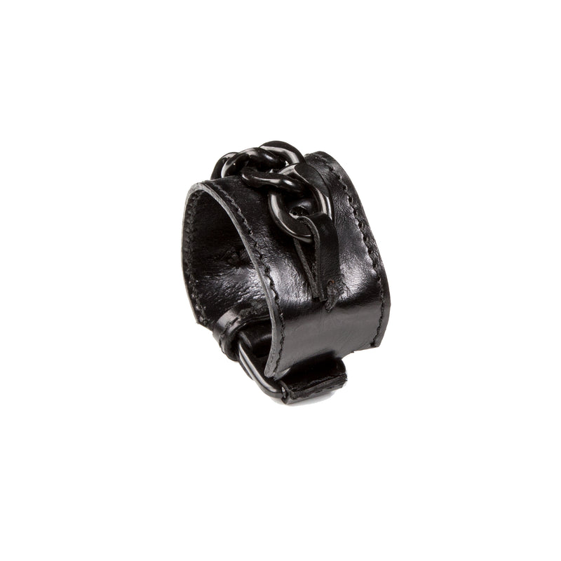 Leather bracelet new The Spotless Promise