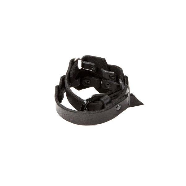 Leather bracelet new The Grand Twirl