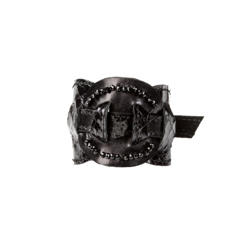Leather bracelet new The Heavenly Riddle