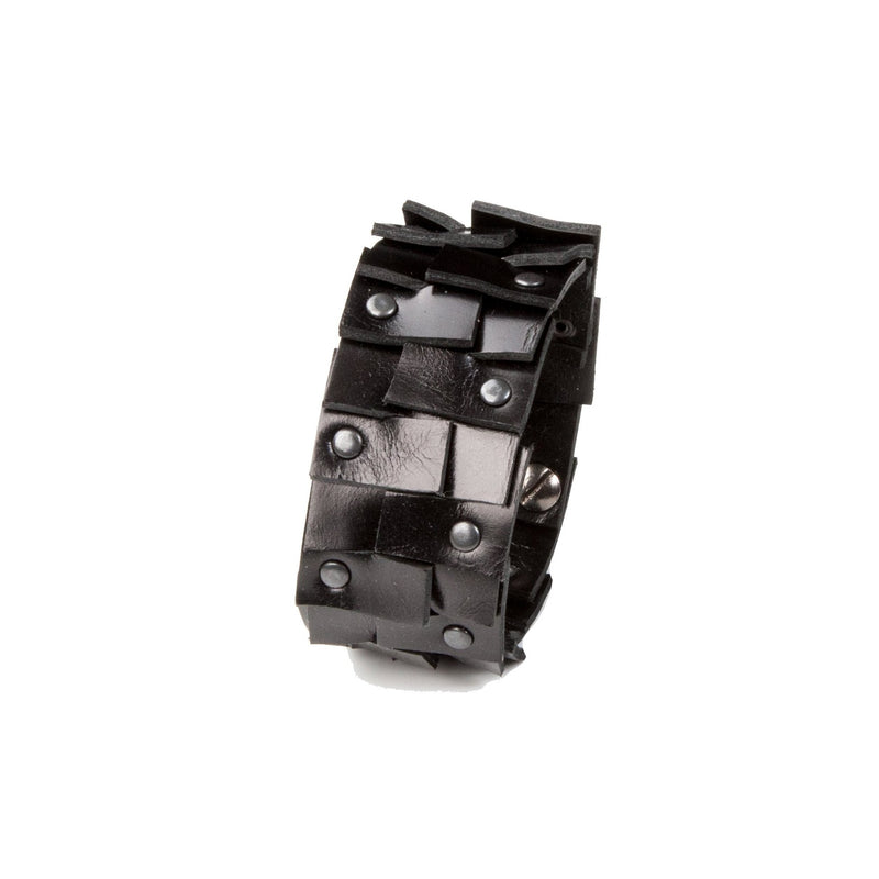 Leather bracelet new The Mysterious Panther