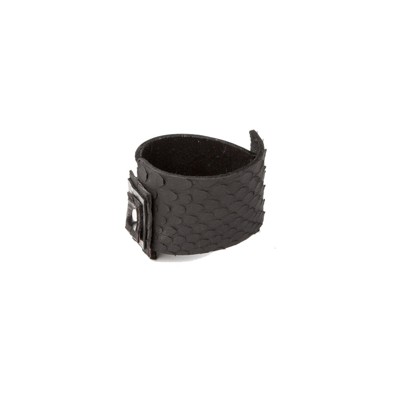 Leather bracelet new The Arctic Glamour