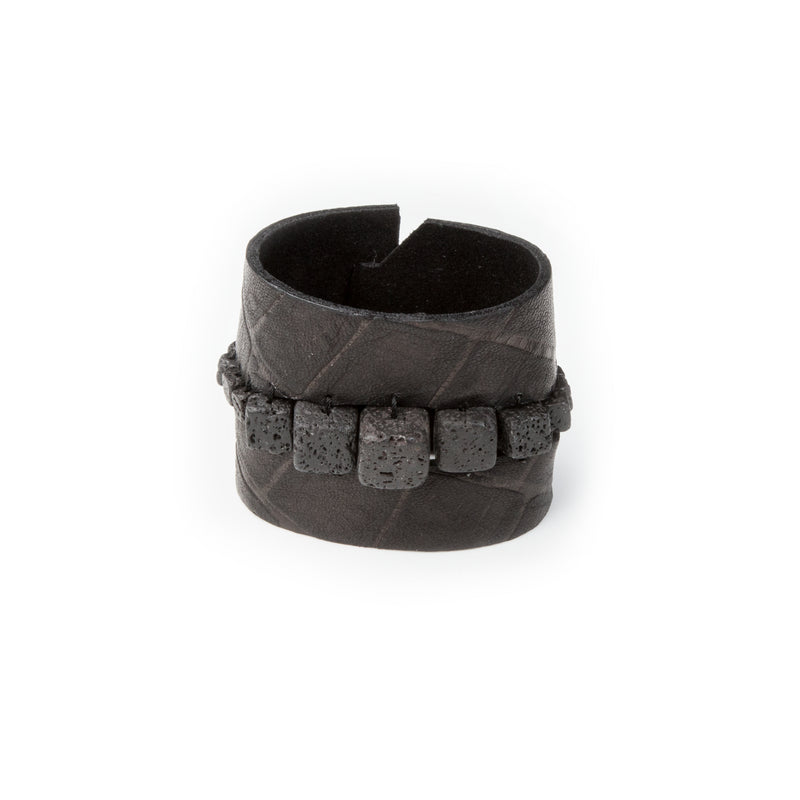 Leather bracelet new The Elated Bond