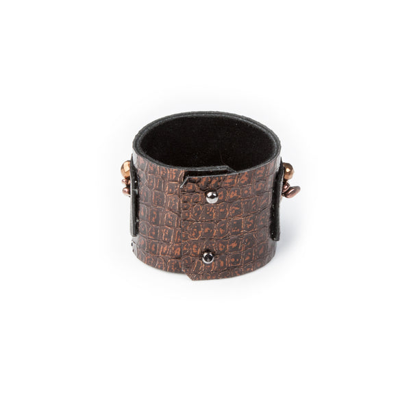 Leather bracelet new The Darling Light