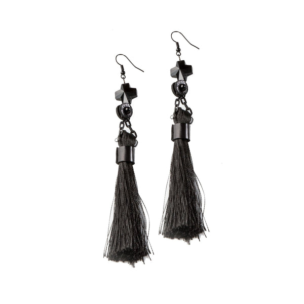 earrings new The Defiant Rock