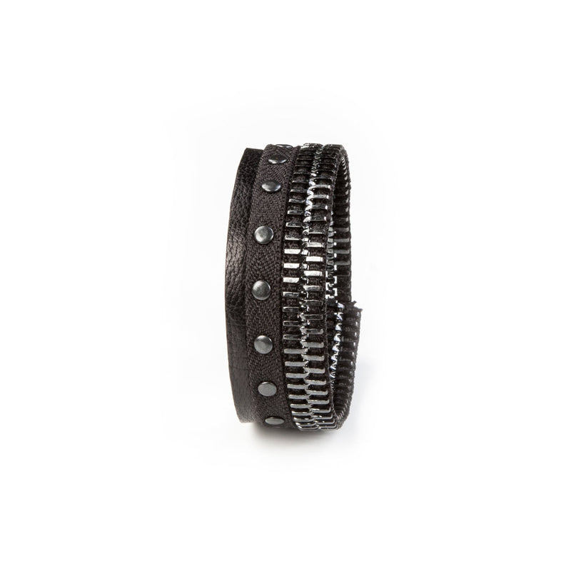 leather bracelet men The Enlightened Panther