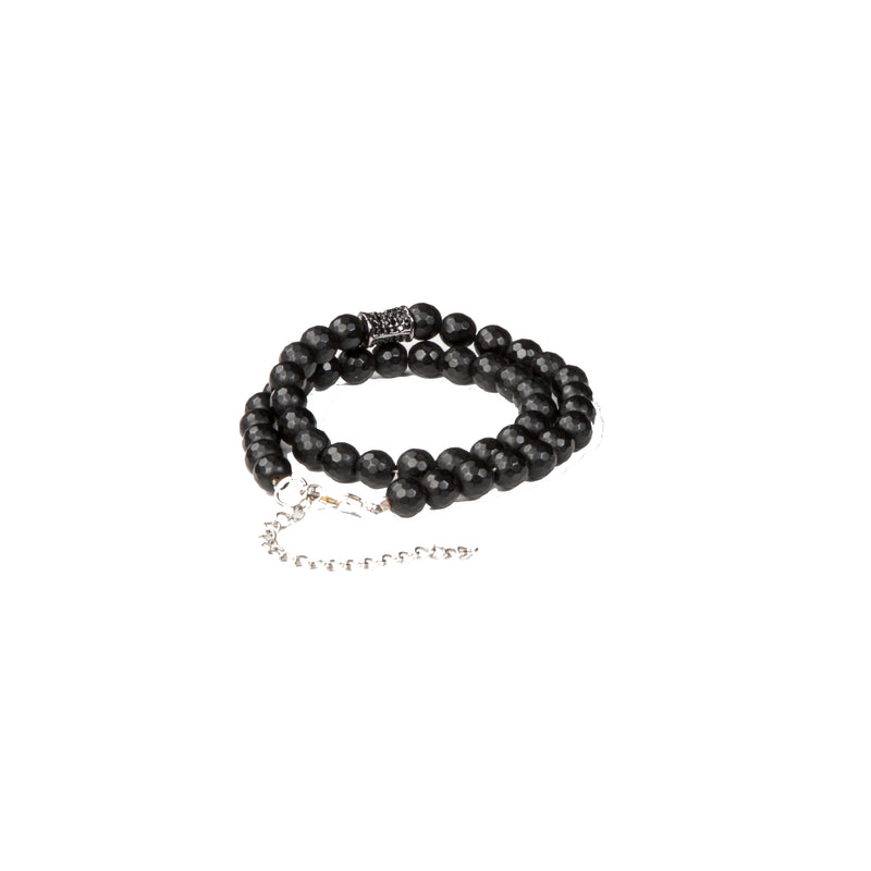 Beads bracelet The Tinted Glamour