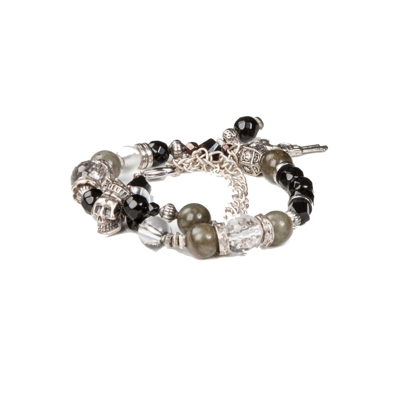 Beads bracelet The Heaven Aura