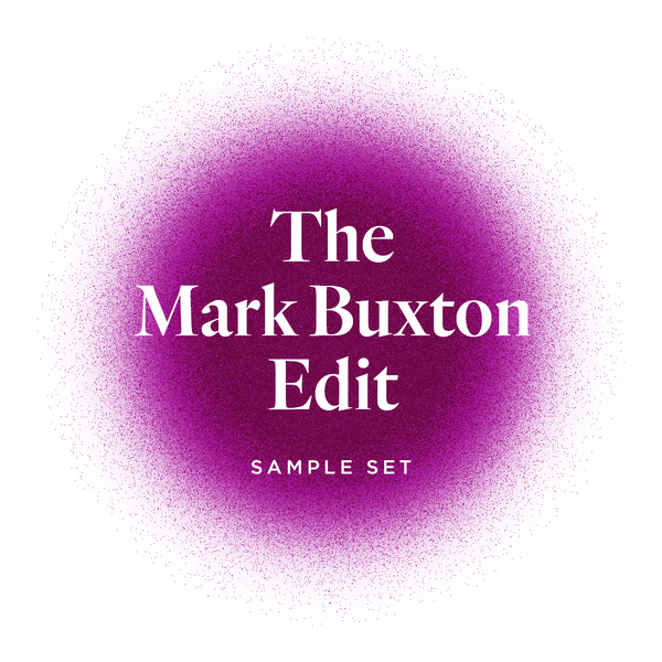 The Mark Buxton Edit - Sample Set