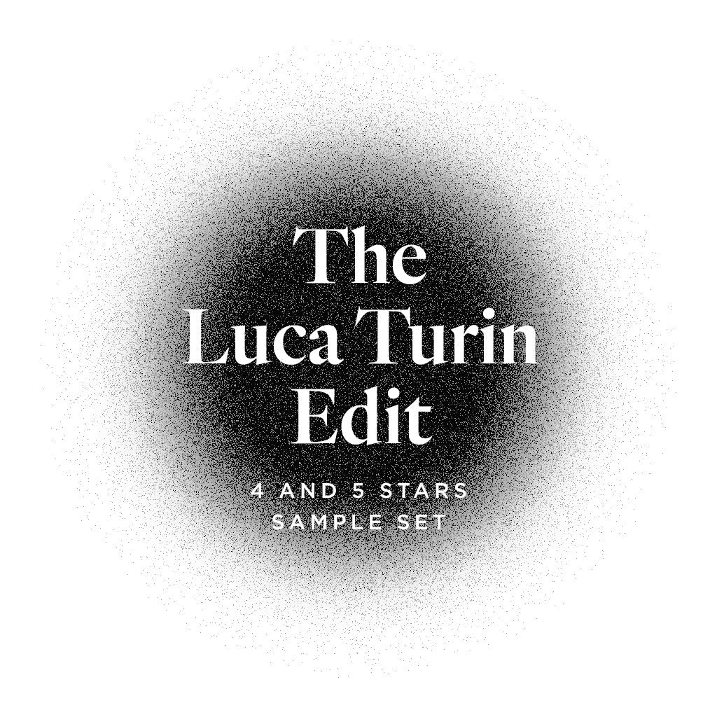 The Luca Turin - Sample Set