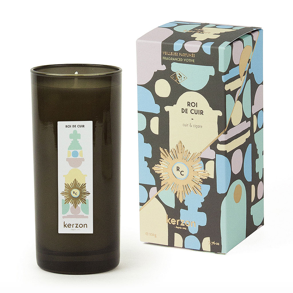 Roi de Cuir - Scented Candle