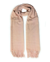 KGM Accessories large Pastel Super soft Cashmere Wool Blended shawl scarf