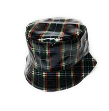 Waterproof Scottish Tartan bucket hat - Womens Tartan Hats