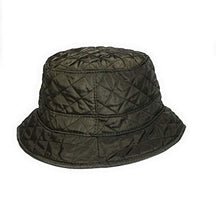 KGM Stylish Designer Water Resistant Quilted Bucket hat
