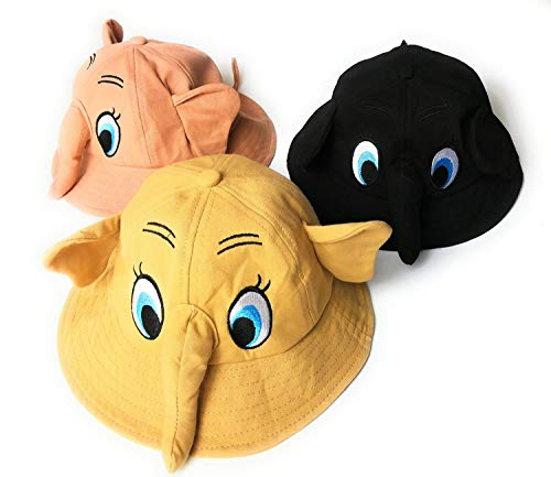 Cute Small Children's Kids Baby Elephant Bucket Hat- Children's Kids hats gifts