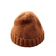 Wigwam Knitted fisherman trawler Skully beanie Hat Vintage style mens womans Hipster beanie skull hat