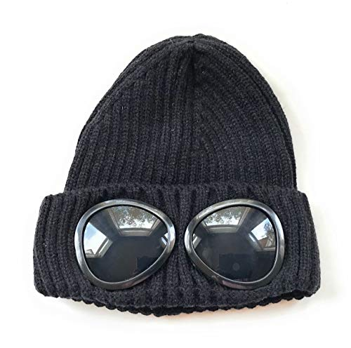 Goggles Glasses Beanie hat Men Woman's Trending Fashion Hats