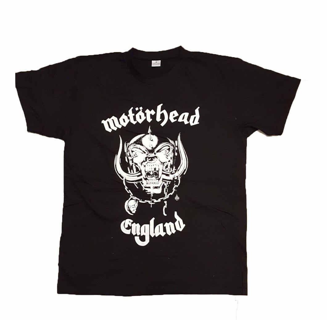 Rock God Vintage style t shirt Motor head
