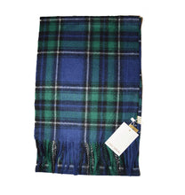 Super Soft Italian Designer Scottish Tartan Plaid Scarf