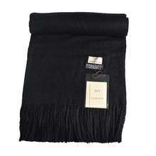 large soft 100% virgin wool cashmere shawl scarf
