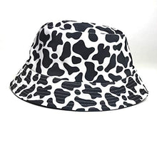 New Trend Cow print Bucket hat