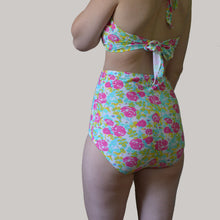 CARRIE FLORAL HIGH WAIST BOTTOMS