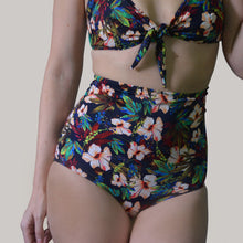 FLORA High Waist Bikini BOTTOMS