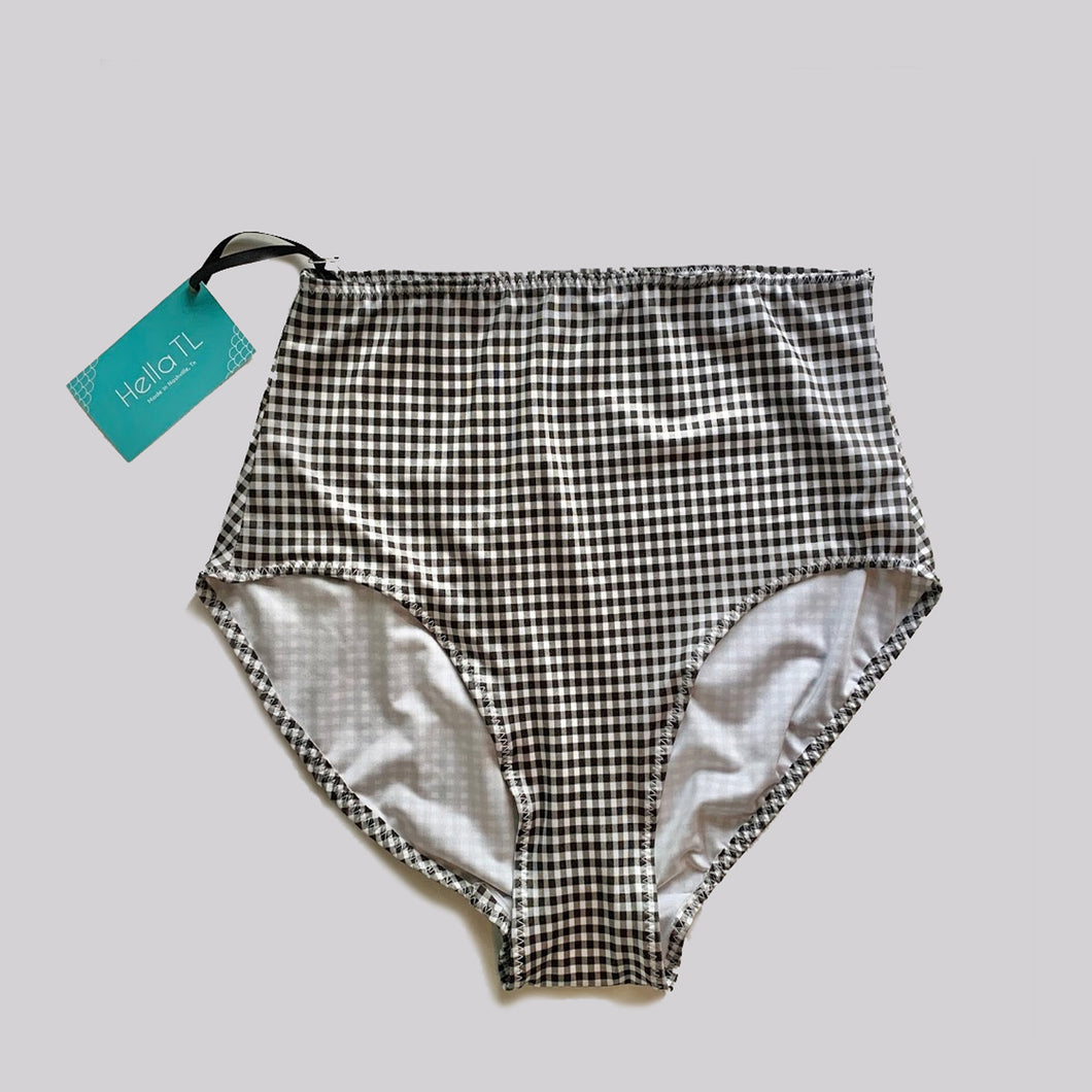 Iris Gingham Bottoms