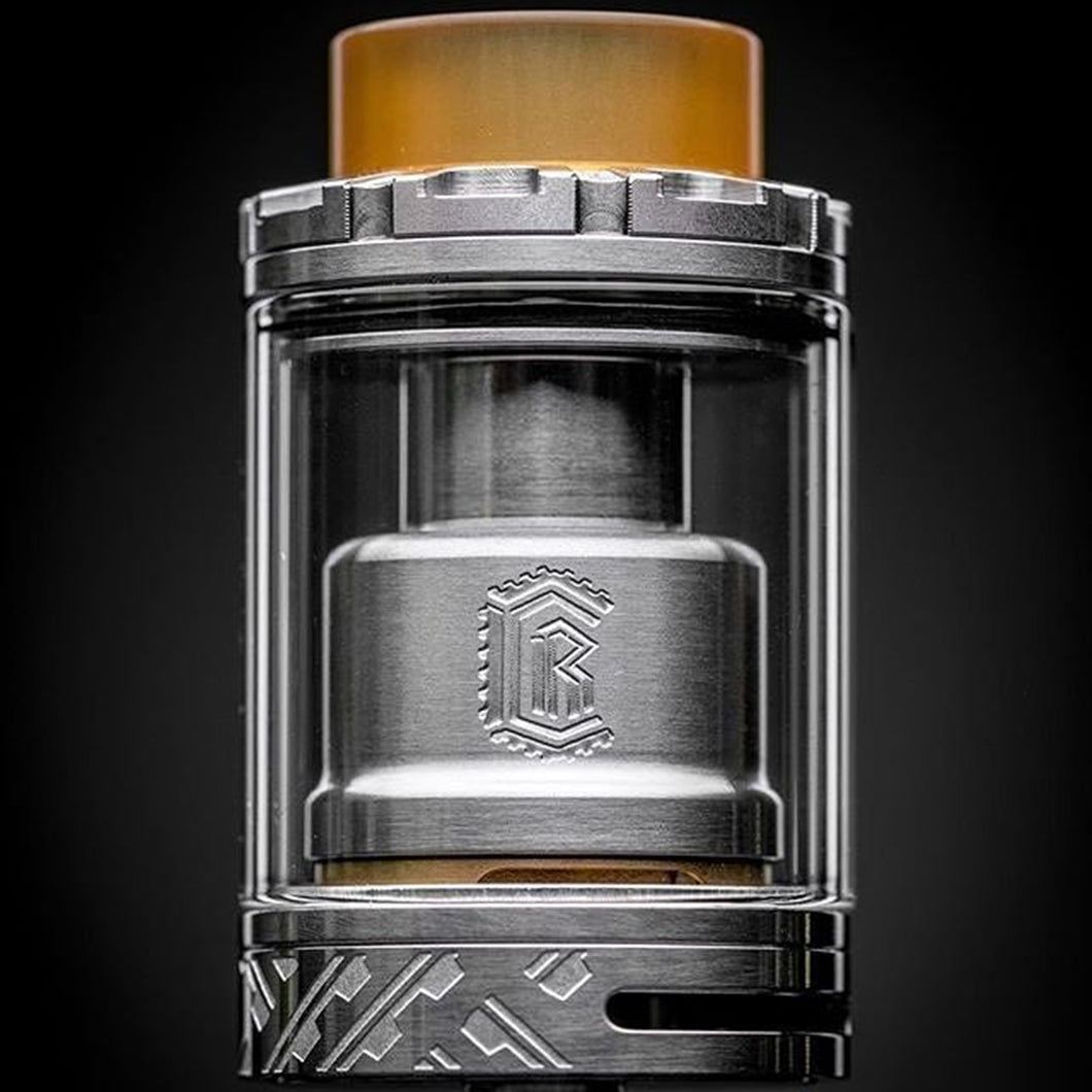 ReLoad RTA / Stainless Steel