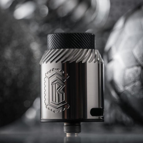24mm ReLoad BF RDA V1.5 / Stainless Steel
