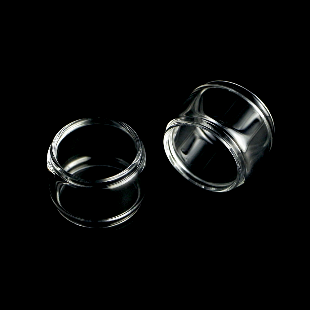 Original Glass for ReLoad 26 RTA ( a pair)/ Bubble