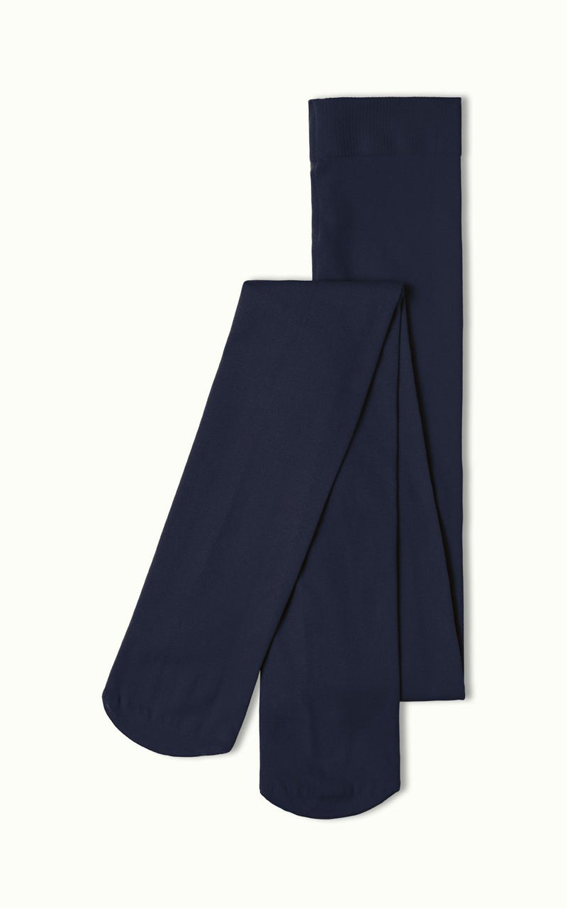King Louie - Tights Solid Dark Navy / Donkerblauwe panty's Kousen