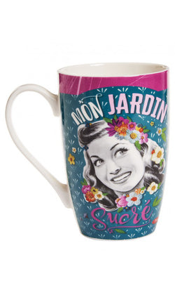 Natives- Mug Jardin sucré I Retro Koffietas