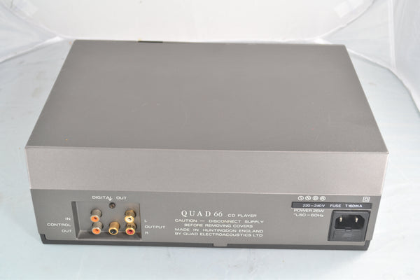 Quad CD66 CD 66 CD Player