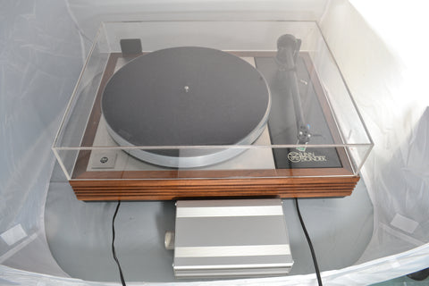 Linn Sondek LP12 Turntable with RB250, AT95E and Origin Live DC Motor