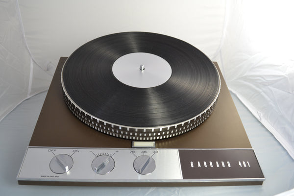 Garrard 401 Turntable Fully Rebuilt by the Classic Turntable Company