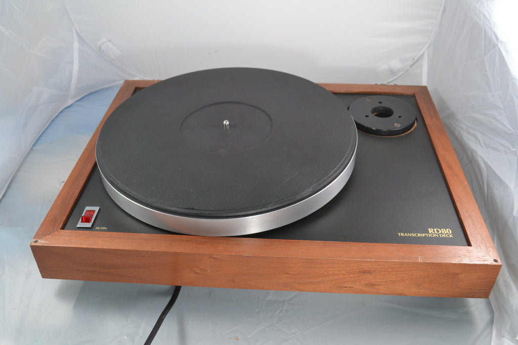 Ariston RD80 Turntable with New LP12 Springs