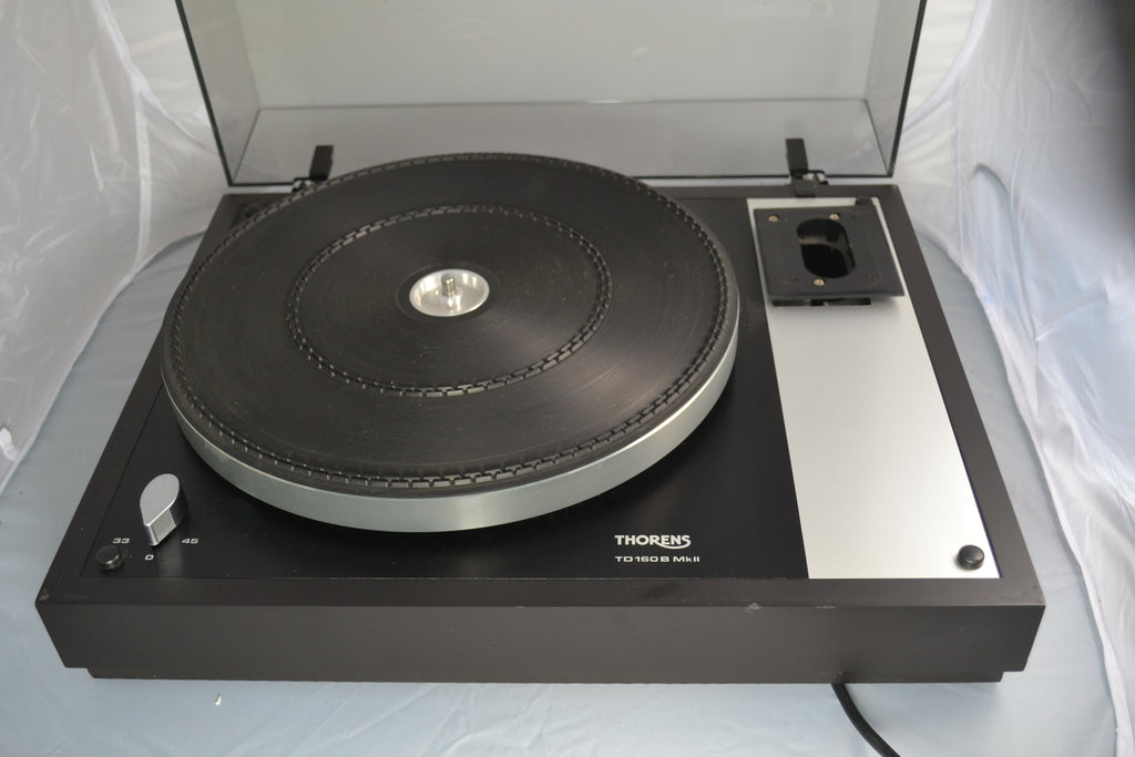 Thorens TD160B MkII Turntable with SME Armboard