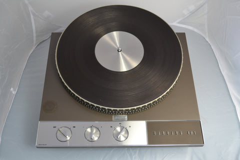 Garrard 401 Turntable Fully Serviced by Audio Grail