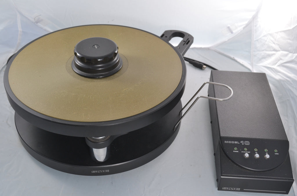 SME Model 10 Turntable Original Boxed